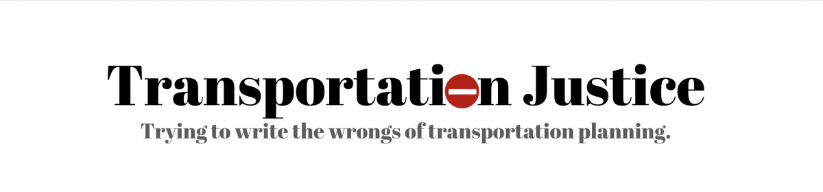 Transportation Justice